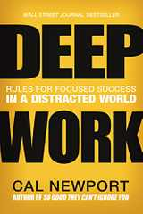 Related book Deep Work: Rules for Focused Success in a Distracted World Cover