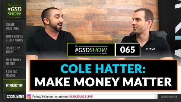 Make Money Matter