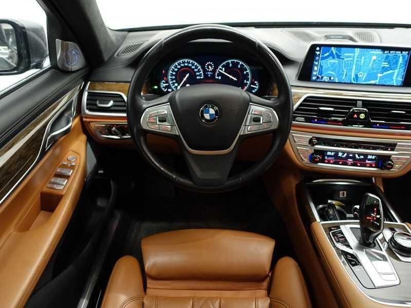 BMW 7 Serie 730d XDrive M-Sport Individual 266pk Aut- Alle mogelijke optie's- nwpr 153.866,- afbeelding 23