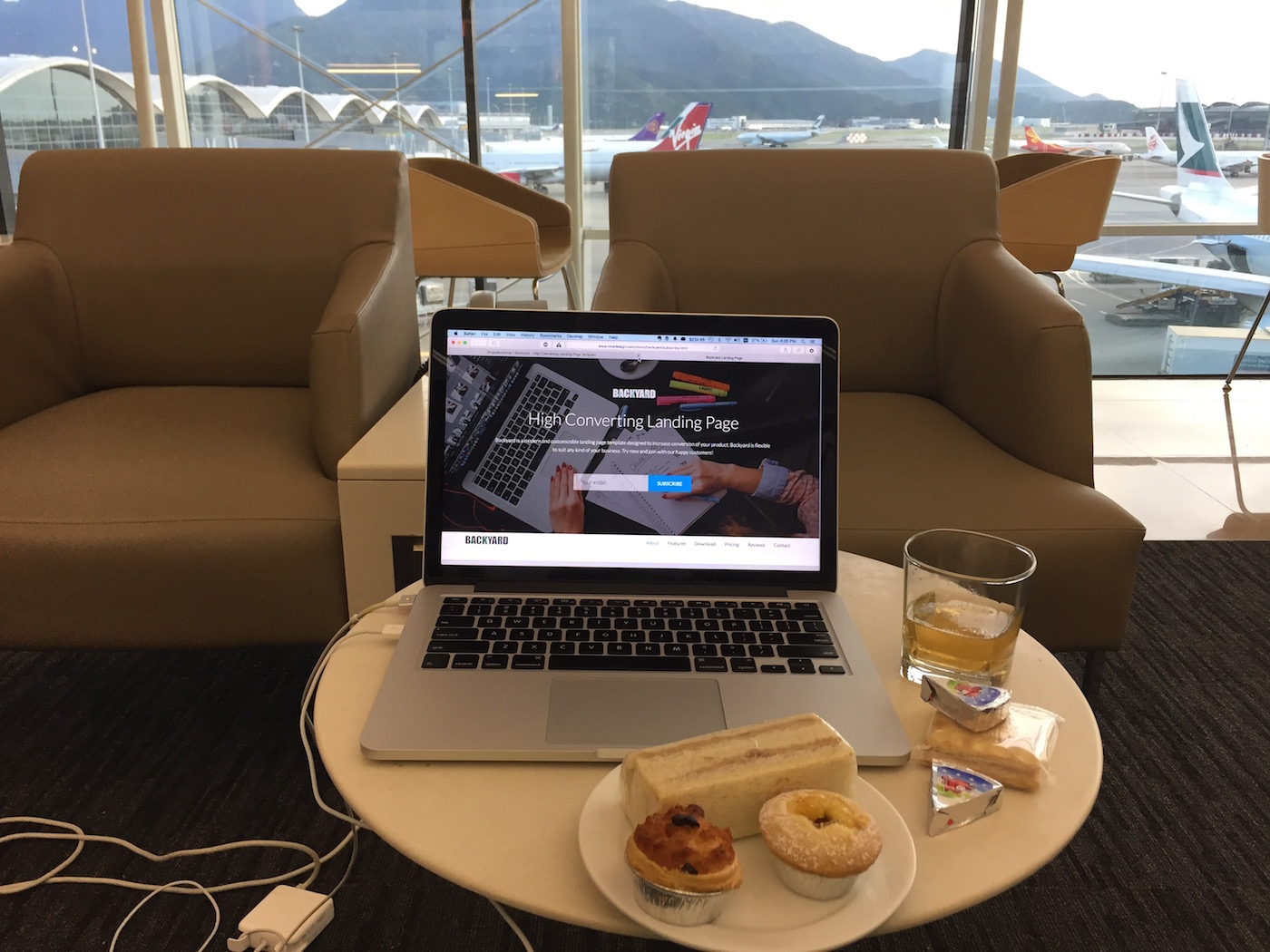 HKG Mobile office
