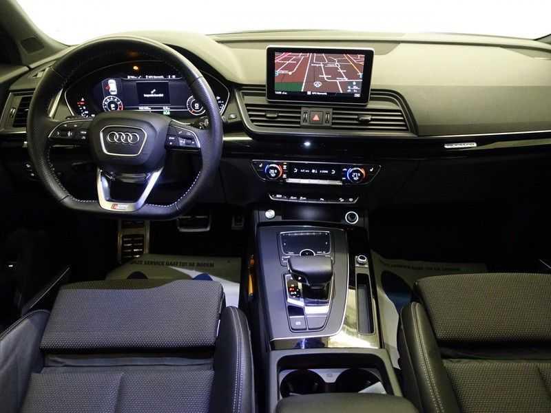 Audi Q5 2.0 TFSI 252pk Quattro [S-Line] Autom- Virtual Cockpit, Leer, B&O, Camera, Xenon Led, Nw model! afbeelding 25