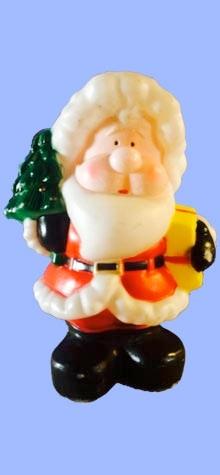 Chubby Santa photo