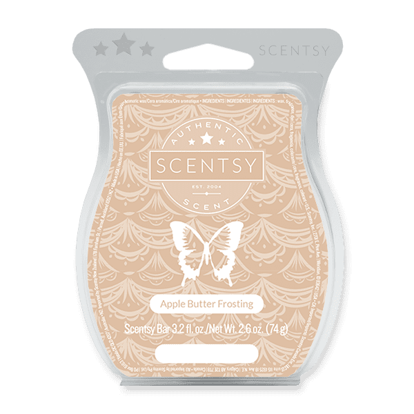 Picture of Apple Butter Frosting Scentsy Bar