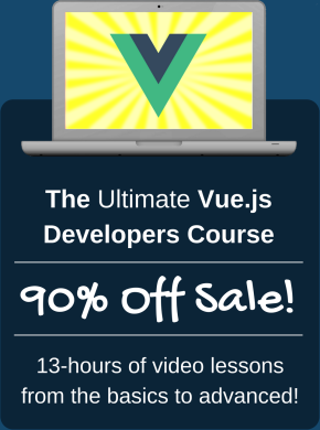 Ultimate Vue.js Developers Course