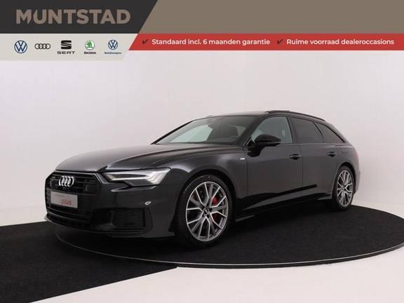 Audi A6 Avant 55 TFSI e 367 pk quattro Competition | Panoramadak | B&O | Assistentiepakket City/Tour | Comfortstoelen met massage/ventilatie | Keyless Entry | Verlengde fabrieksgarantie |