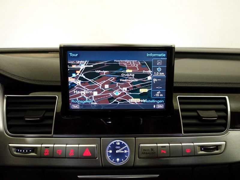 Audi A8 3.0 TDI Quattro Pro Line+ Exclusive 259pk Aut, Leer, Schuifdak, Bose, Led, Full afbeelding 25