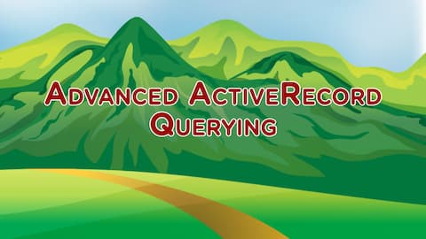 Advanced activerecord querying