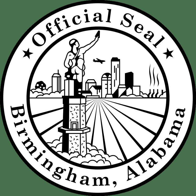 logo of City of Birmingham