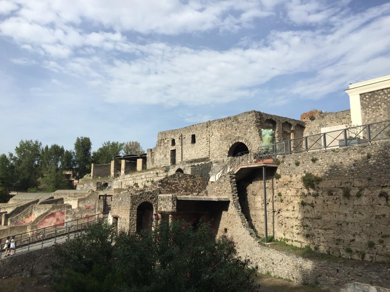 Day 13: Scalea - Pompeii
