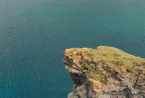 Sea + Cliff 11a