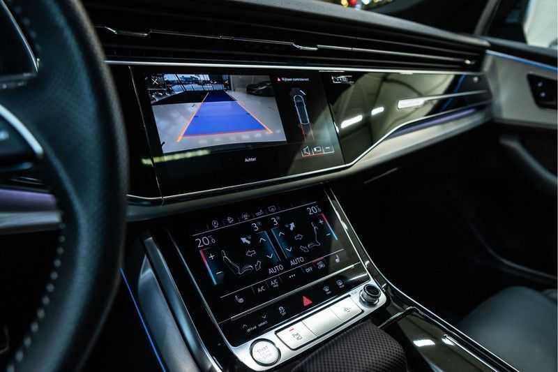 Audi Q8 55 TFSI quattro 3x S-line | PANO | 4 wielsturing | Tour | Trekhaak | Matrix LED | afbeelding 14