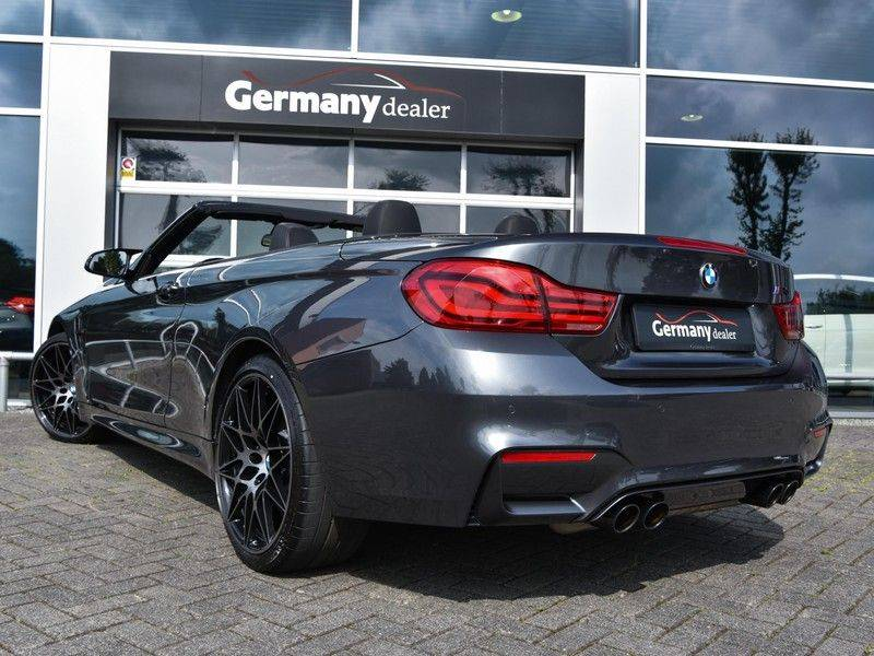 BMW M4 Cabrio Competition DCT 450pk HUD H/K DAB Adaptive-LED Memory 20inch afbeelding 4