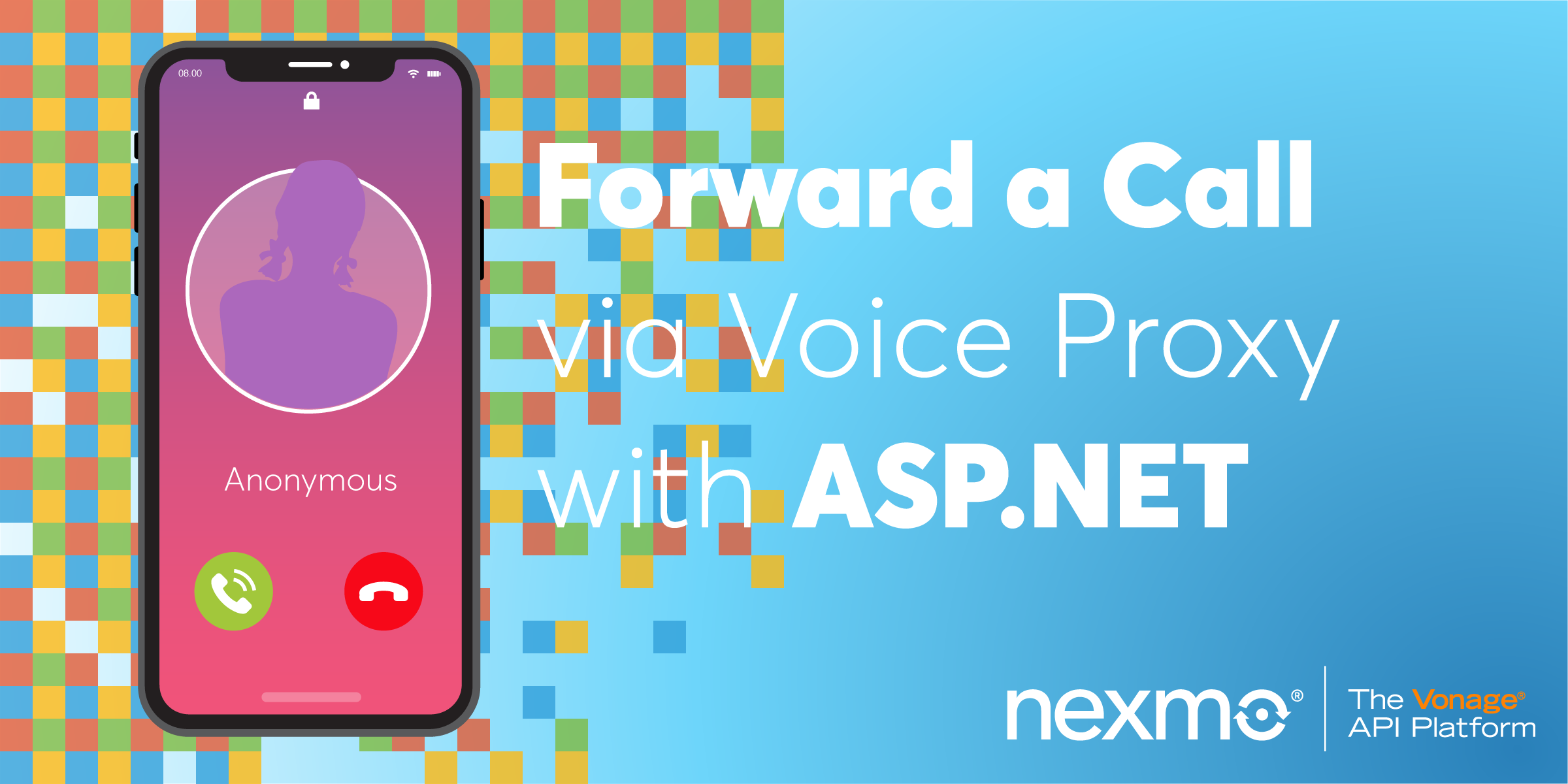 Forward a Call via Voice Proxy with ASP.NET Core