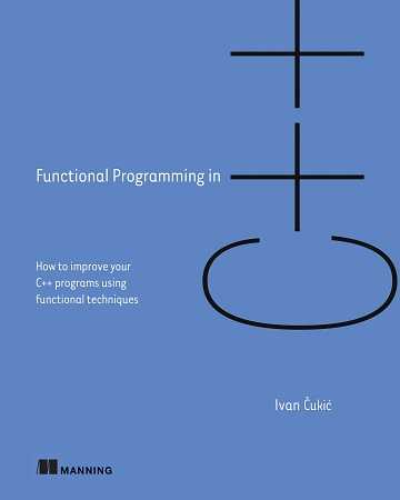 Functional Programming in C++ Book Cover