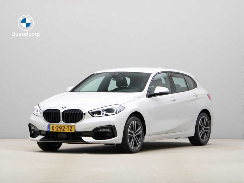 BMW 1 Serie 118i High Executive Edition Sport Line afbeelding 1
