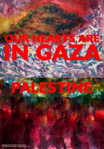 Three Poems for Gaza