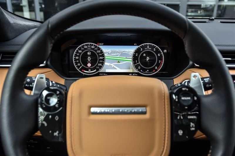 Land Rover Range Rover Velar 5.0 SVAUTOBIOGRAPHY DYNAMIC HEADUP+MULTIMEDIA afbeelding 2