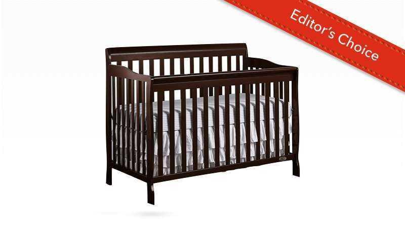 Dream On Me 5-in-1 Ashton Baby Crib