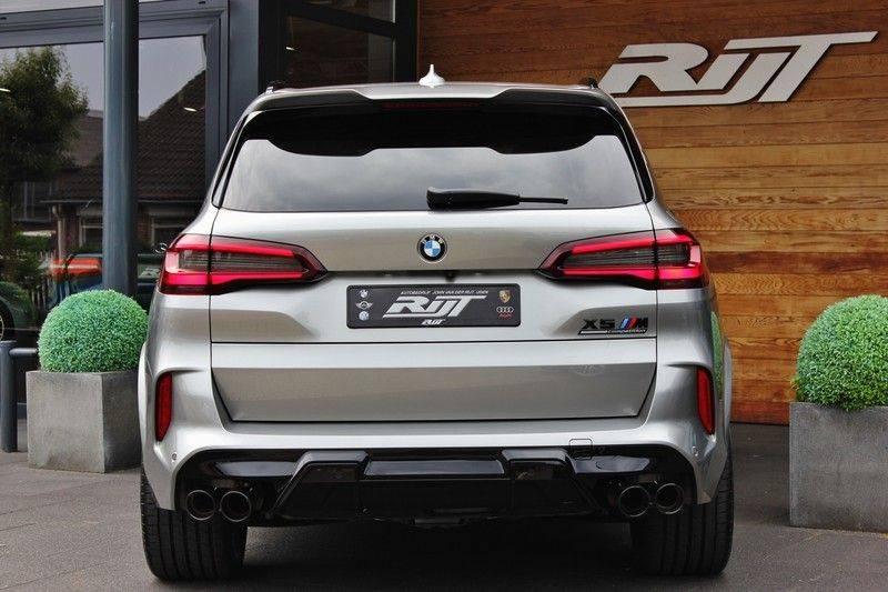 BMW X5 M Competition 4.4 V8 626pk **Pano./ACC/Elek.Trekhaak/HUD/Softclose** afbeelding 10