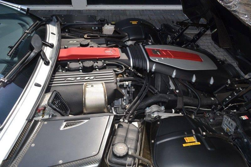 Mercedes-Benz SLR Mclaren Brand New! afbeelding 9