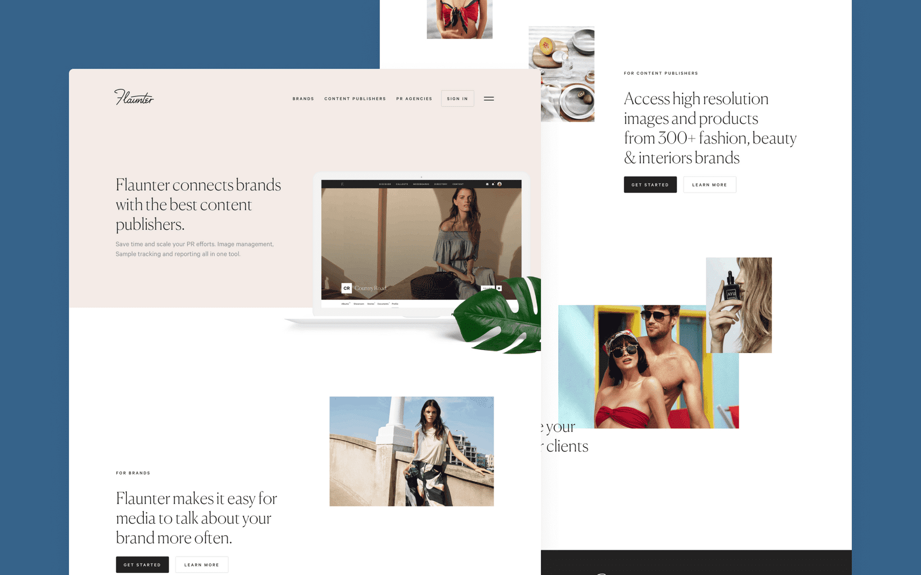 Services - Websites