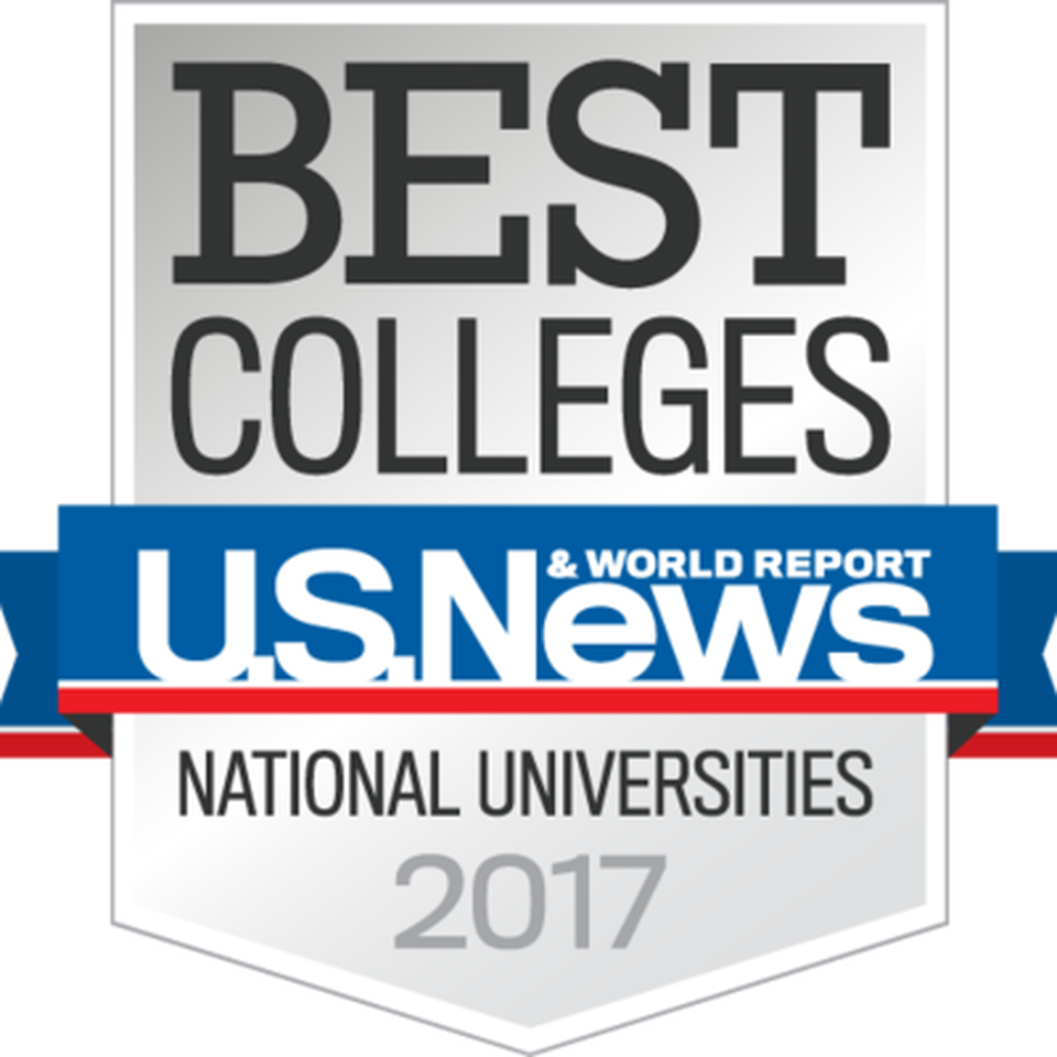 U.S. News & World Report's 2017 logo