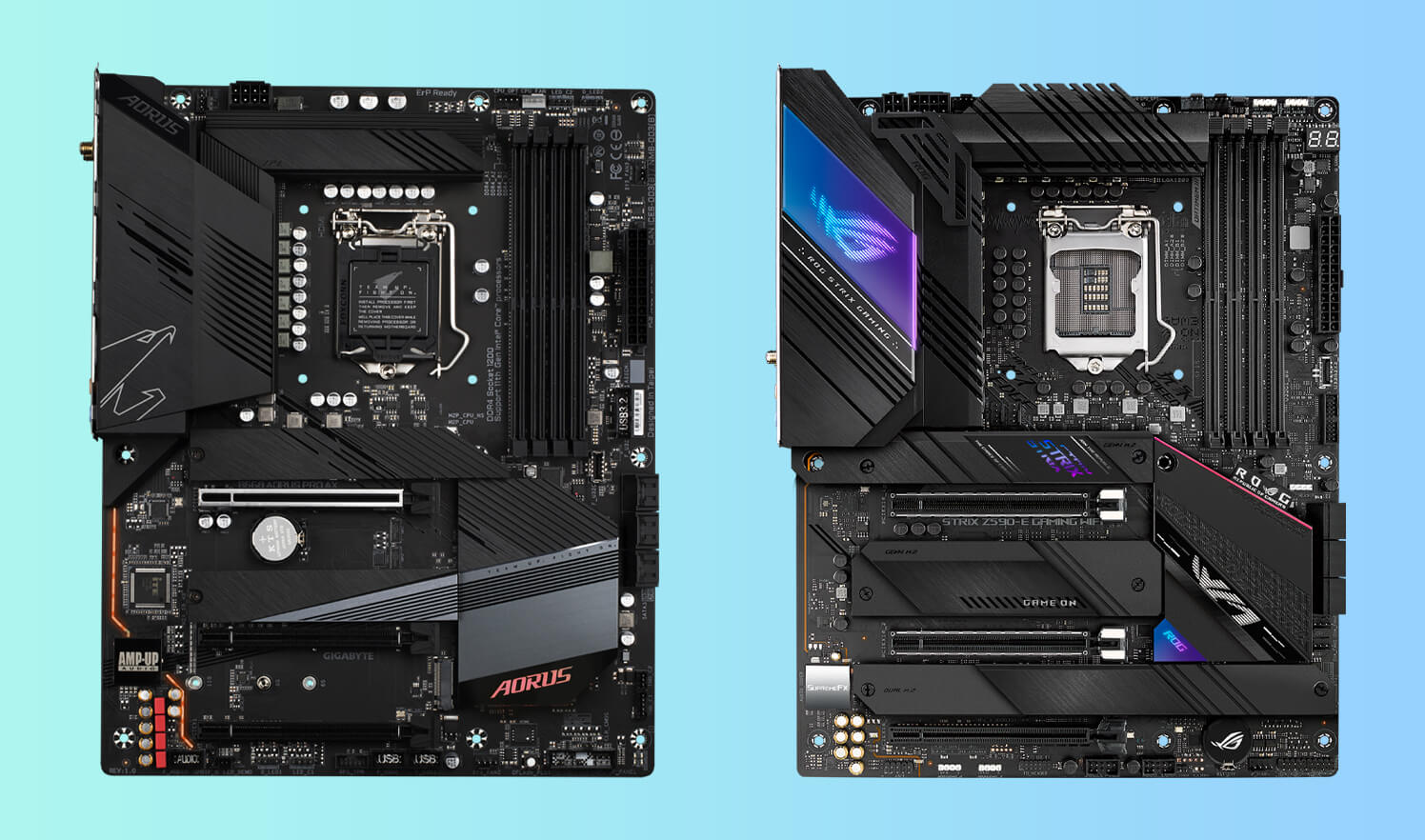 Best Motherboards for i5-11600K