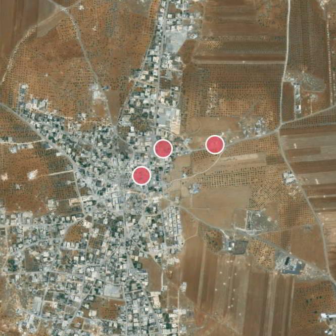 Impact Sites in Nayrab