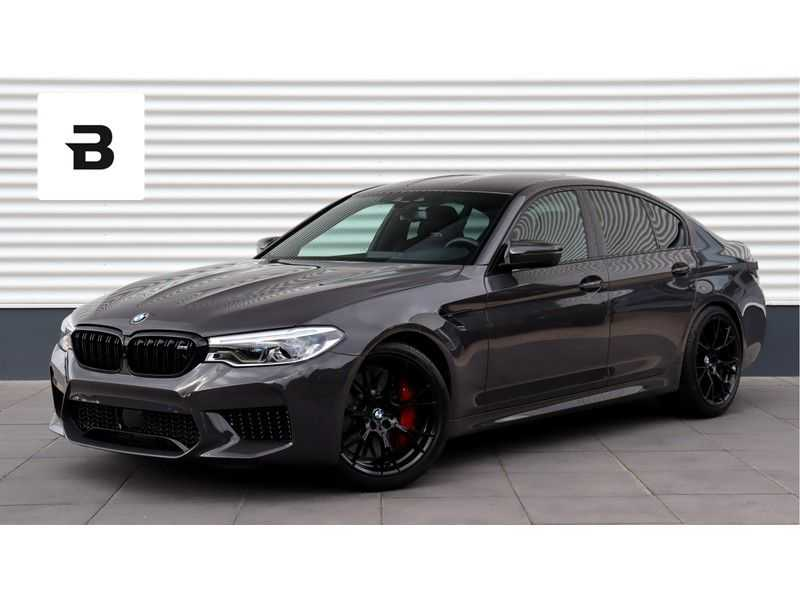 BMW 5 Serie M5 Competition Individual, Akrapovic, M Drivers Package