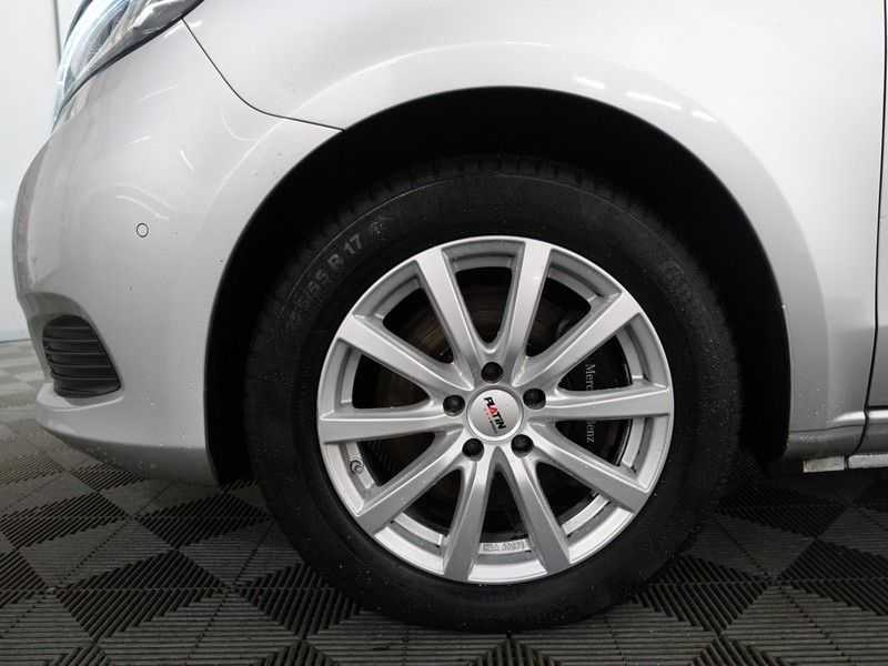 Mercedes-Benz V-Klasse 220 CDI Lang Dubbel Cabine 5/6 Pers Amg Style Autom- Navi, Camera, Xenon afbeelding 7