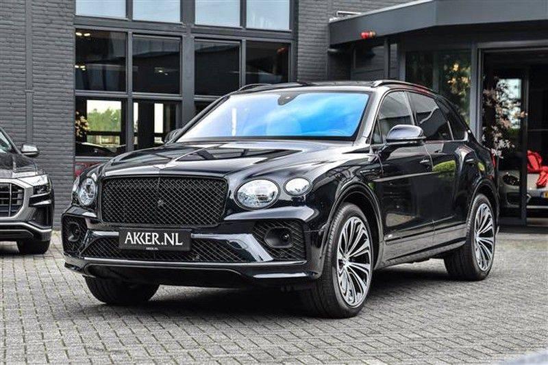 Bentley Bentayga V8 FIRST EDITION BLACKLINE+CERAMIC BRAKES NP.338K afbeelding 10