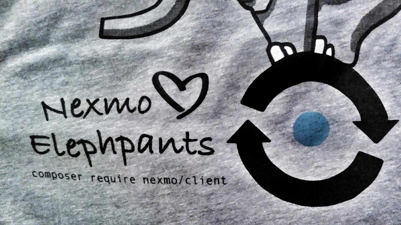 Nexmo ❤️ Elephpants at ZendCon
