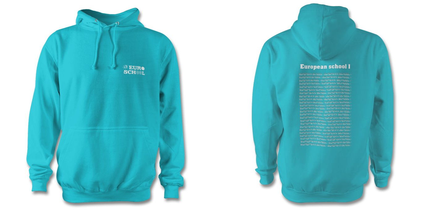 Turquoise Hoodie Preview
