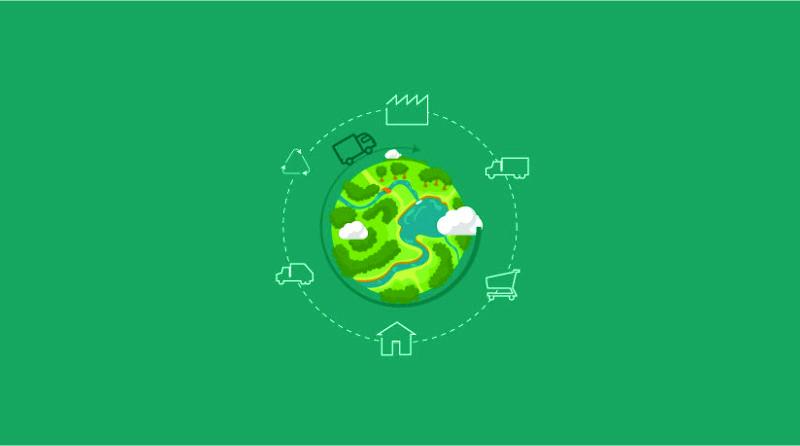 Imagem em destaque para o artigo: Logística Reversa e Lixo Eletrônico: entenda a relação