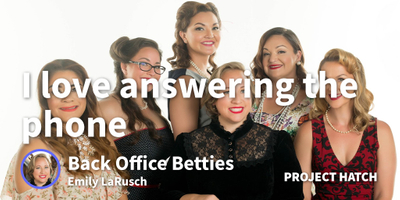 featured image thumbnail for post I Love Answering the Phone So I Started a Back Office Outsourcing Company