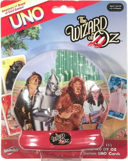 Wizard of Oz Uno