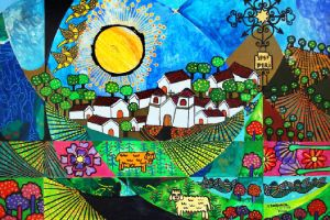color y sentimiento imagen Arte 27