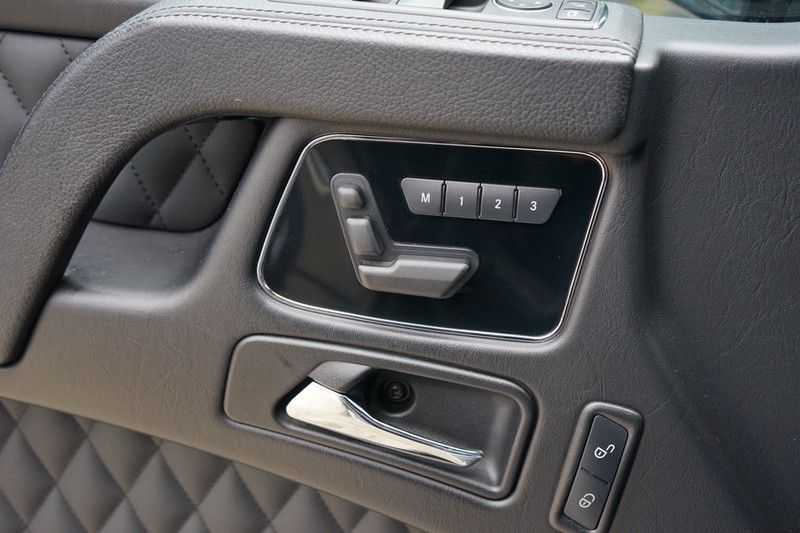 Mercedes-Benz G-Klasse 65 AMG DESIGNO MAGNO NIGHT BLACK afbeelding 23