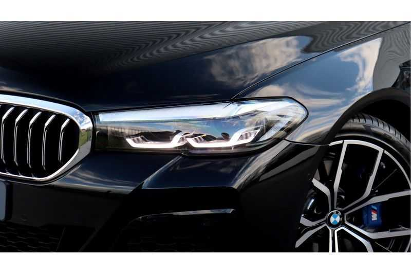 BMW 5 Serie Touring 530i High Executive M Sport Driving Assistant Prof, Head-Up Display, DAB, Memory afbeelding 6