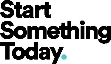 Start Something Today Logo