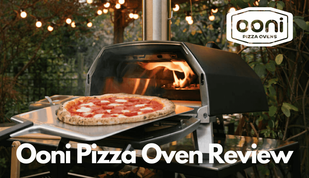 Ultimate Ooni Pizza Oven Review:, 2021 Edition cover image