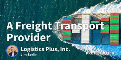featured image thumbnail for post How We Built a $300 Million Freight Transportation Provider