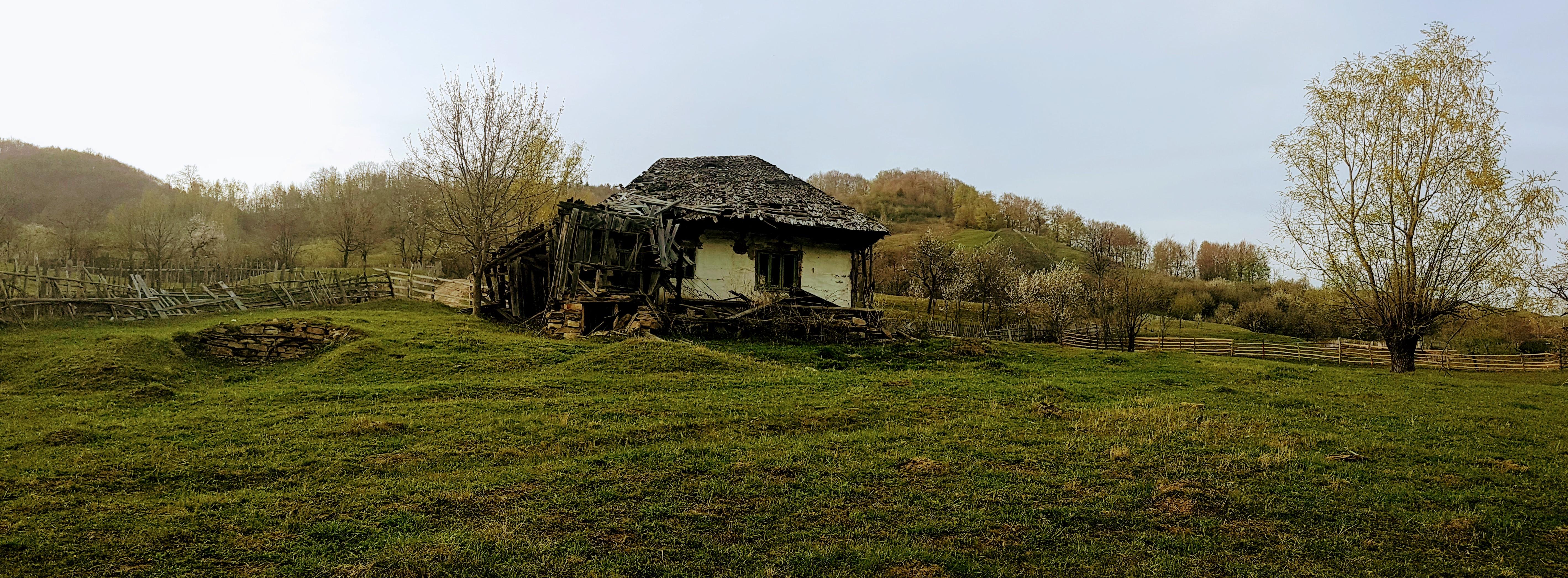Casa lui Moise din cătunul Fața-Malului, comuna Lopătari