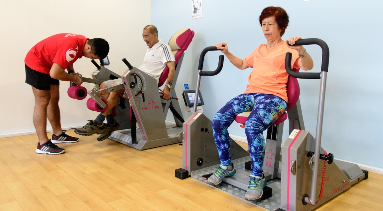 Inclusive Gym