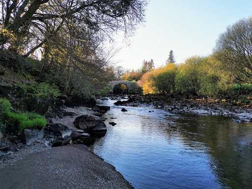 River Finn, Upstream