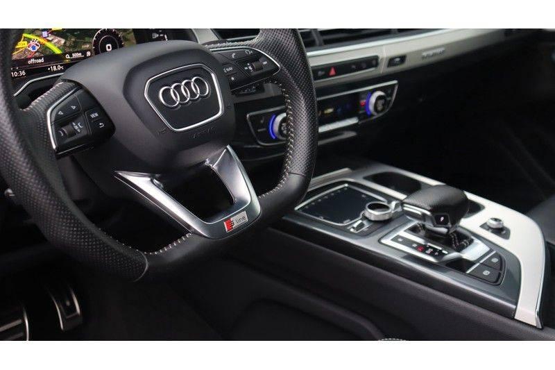Audi Q7 3.0 TDI quattro Pro Line S Panoramadak, BOSE, Lederen bekleding afbeelding 16