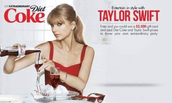 Diet coke best customer