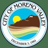 logo of City of Moreno Valley
