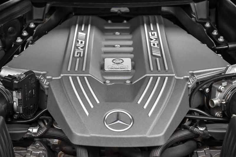 Mercedes-Benz SLS AMG ROADSTER AIRSCARF+RIDE CONTROL+CAMERA afbeelding 2