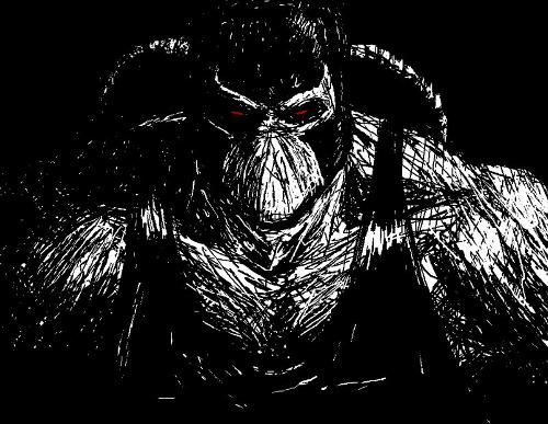 Bane Sketch